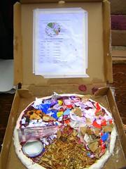 (c) Hilltown Families - Hilltown Charter School pizzatrash project