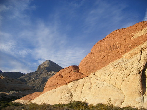 Red Rock Canyon, Sandstone Quarry