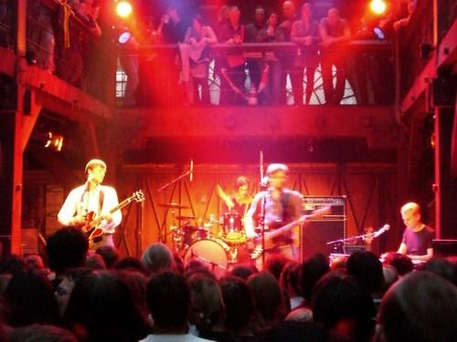 Blumfeld Abschiedskonzert am 25.05.2007 in der Fabrik, Hamburg