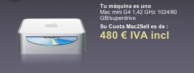 Mac2Sell - mac mini