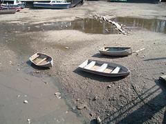Mud'n'dinghies, Isleworth