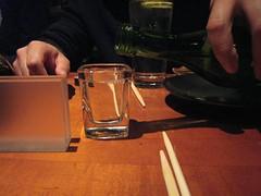 the sake