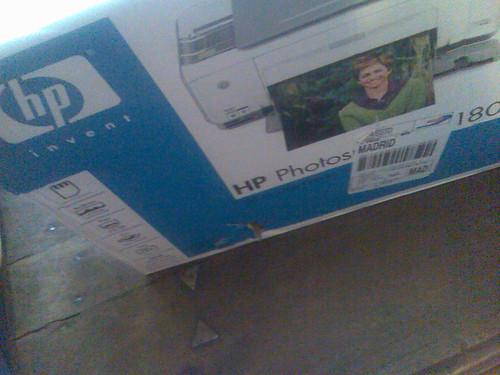 Impresora nueva