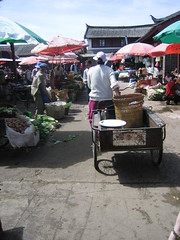 Lijiang Market 1