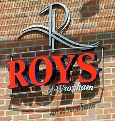 Roys @ Wroxham, Norfolk