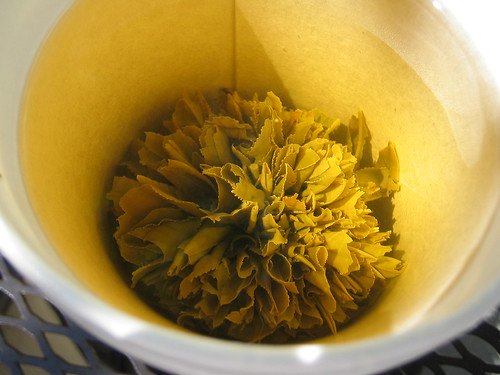 aka Green Peony tea at Peet's