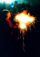 Fireworks, Primrose Hill