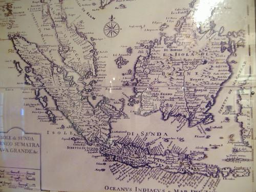 olde worlde maps by digitalia.