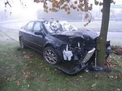 Car Crash - Stourbridge