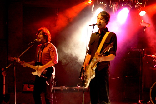 'Ten Lives' launch at The Rosemount, Perth 2007