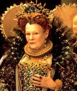 Judi Dench, Elizabeth I in Shakespeare in Love