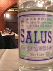 une eau plate uruguayenne!