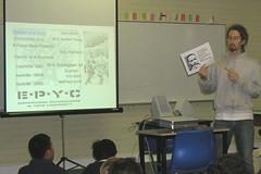 Jarrod McKenna running an EPYC workshop