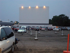 drive-in.