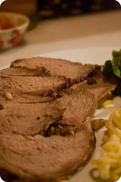 roast leg of lamb #2