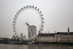 London Dec 2016 - London Eye