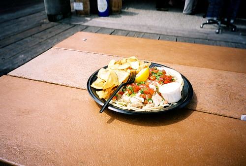 fish taco@Santa Barbara