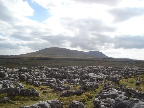 Ingleborough Top
