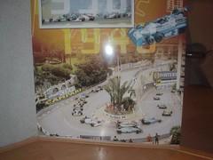40.National Automobile Museum裡面的Monaco賽道照片