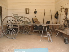 Mount Vernon carriage
