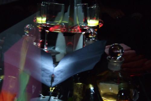 Chilliges Zwischenglühen mit Cognac und Prosecco