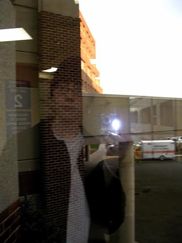Reflection, Monmouth Medical Center