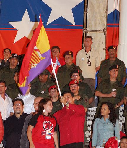 hugo chávez república española