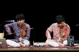 Kumaresh & Ganesh  (Source: Flickr | Sriram Bala - http://goo.gl/hClUwQ )