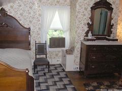 Samuel & Nancy Edison's Bedroom; Birthplace of...