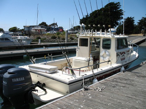 Sweet SF Bay boat