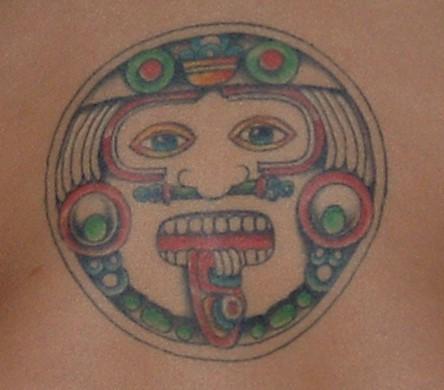 Etiketler: Aztec's Tattoo