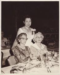 Virginia, Rosalie and Hallie