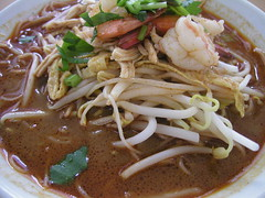 Choon Hui laksa Kuching