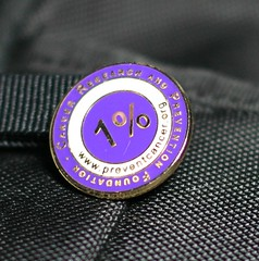 Bad Beat on Cancer Pin