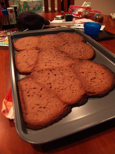 Not so good looking cookies