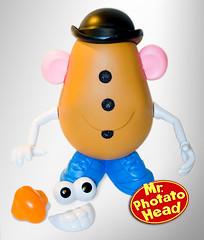 Mr. Photato Head