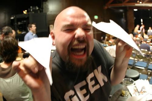 Geeks Making Planes!