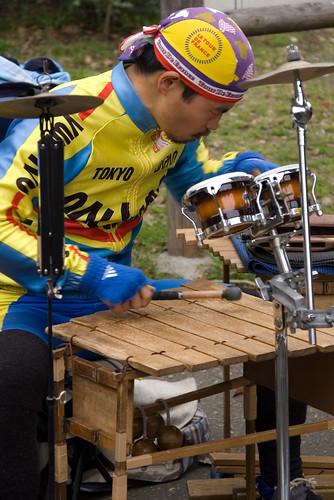 Musician/Cyclist (!?)