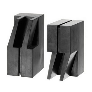 Quote/Unquote bookends by Eric Janssen