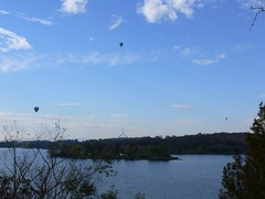 More Balloons over Lake Burley Griffin