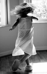 God's Economy and Pleasure, The happy dance