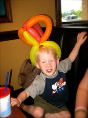 Hey baby, dig my inflatable lid?