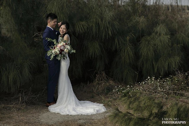 台南自助婚紗Eason Wu Photography