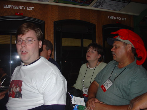 The infamous community shirt from TechEd Boston 2005