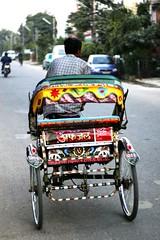 New Delhi Rickshaw
