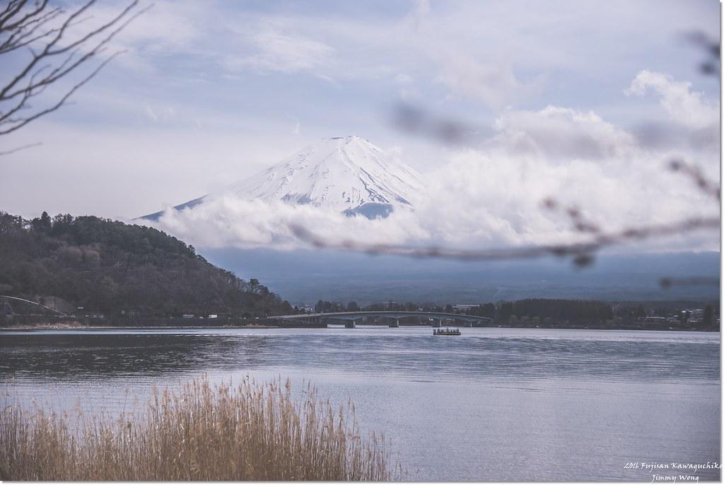 [日本富士山環山之旅]-山梨-河口湖北岸-欣賞富士山景點總整理