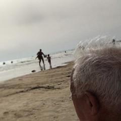 Father's view #beach #spain #españa #andalucía #puntaumbria #huelva #playa #papa