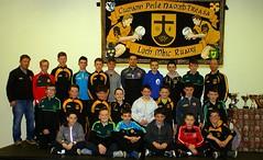 2016 LMC Youth Night Boys U14 Team
