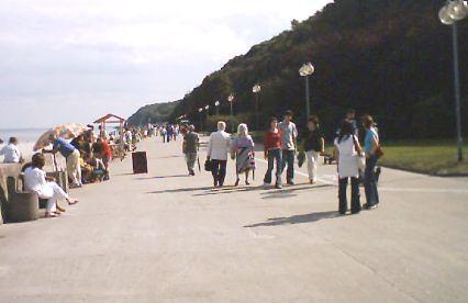 Bulwar Szwedzki - Gdynia, Poland