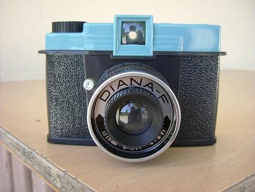 Diana-F Camera